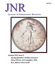 Journal of Numismatic Research Summer 2013