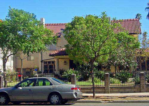 19b - Maier Residence - 2068 S Hobart Blvd - 1905