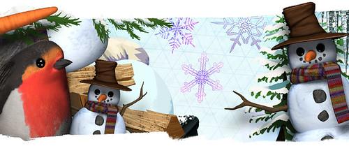 Winter Creator Kit