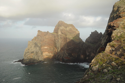 Cliffs of Ponta de São Lourenço
