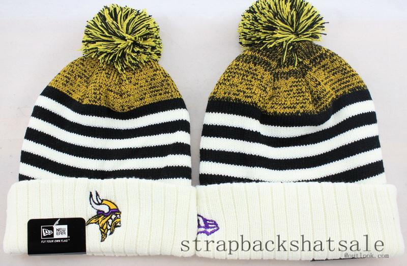 314dbf41 Minnesota Vikings Beanie Hats Winter Knit Caps New Era NFL… | Flickr