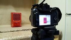 Schumin Web fire alarm photo shoot, May 30-June 7, 2012