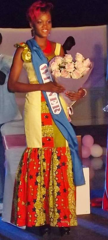 Crowning of Miss Charlotte Derban as 'Face of Vienna' 2013 (3)