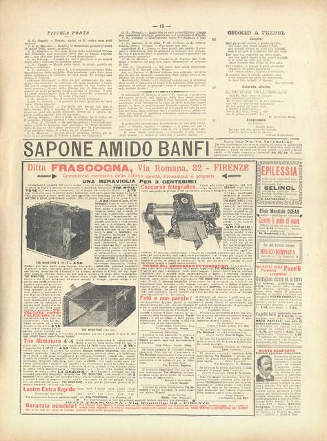 La Domenica del Corrieri, Nº 10, 11 Março 1900 - 10
