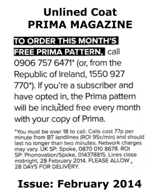 Prima Magazine - Pattern, February 2014 (04)