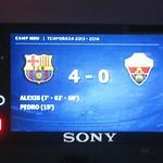 FC Barcelona Vs Elche CF En Directo