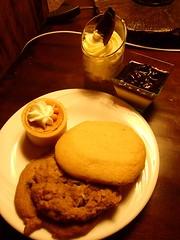 Club Level Desserts