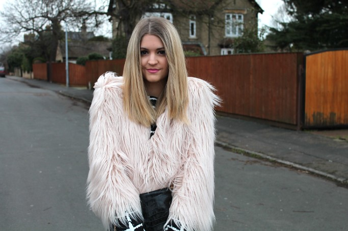 Missguided Fur Jacket
