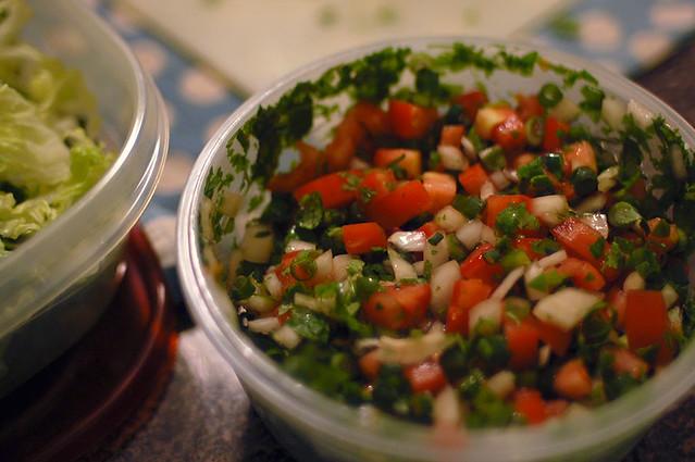 fresh veg mix