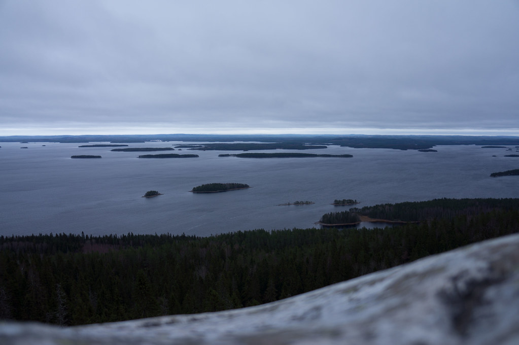 UL Summit 2013 Ukko-Koli view