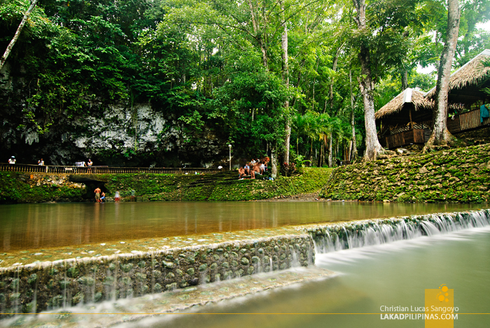 Suhot Cave and Natural Spring Resort in Dumalag, Capiz