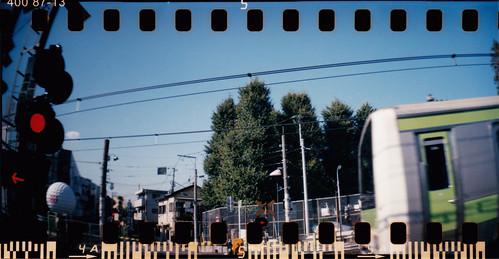 東京踏切08