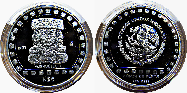 Colección Precolombina de onzas de plata del Banco de Mexico 12124093073_8ed4ce4ba3_o