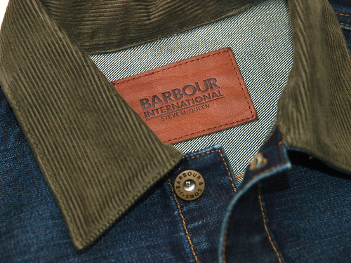 Barbour / Steve McQueen Salvage Jacket