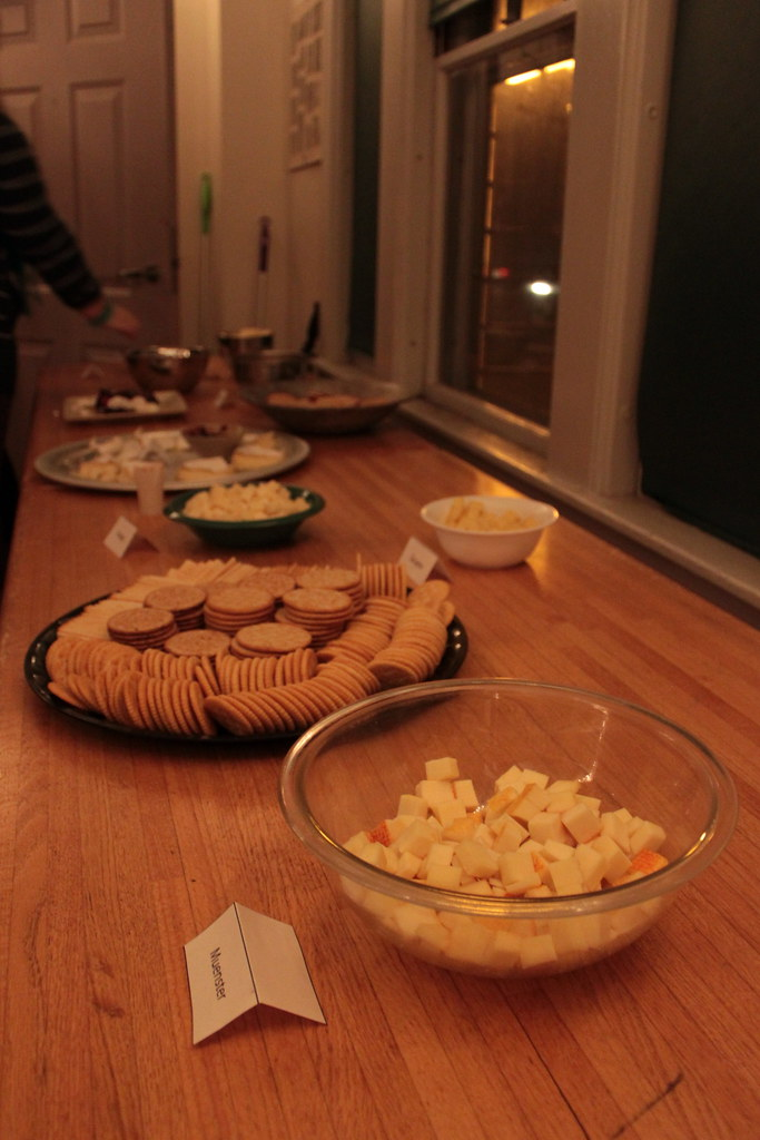 Amarna Wine and Cheese Event