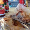 KFC golden chicken wrap so oily and not as tasty as it seems on the commercial... Highly not recommended..
