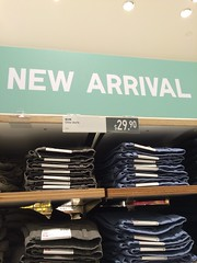 Yay! Winter is over! Shorts are back in stock @uniqlosingapore @uniqlosg