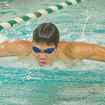 2014-02-09 -- Swimming & Diving vs. Millikin
