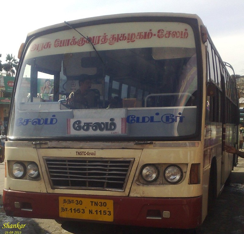 Image result for salem to mettur bus transports