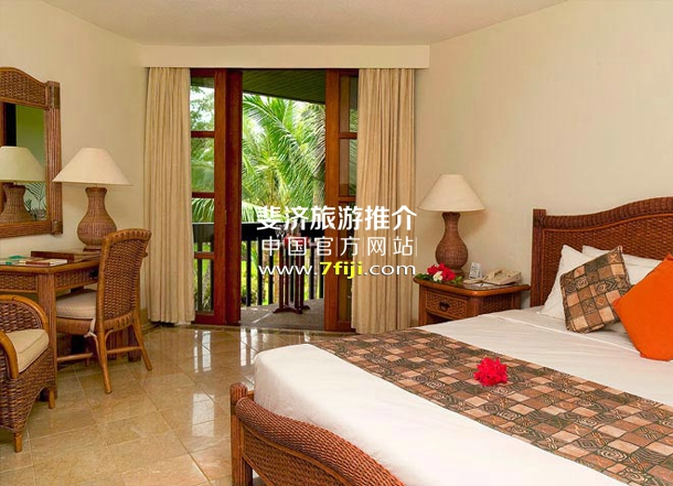 斐济沃里克度假村(Warwick Fiji Resort & Spa)会员客房