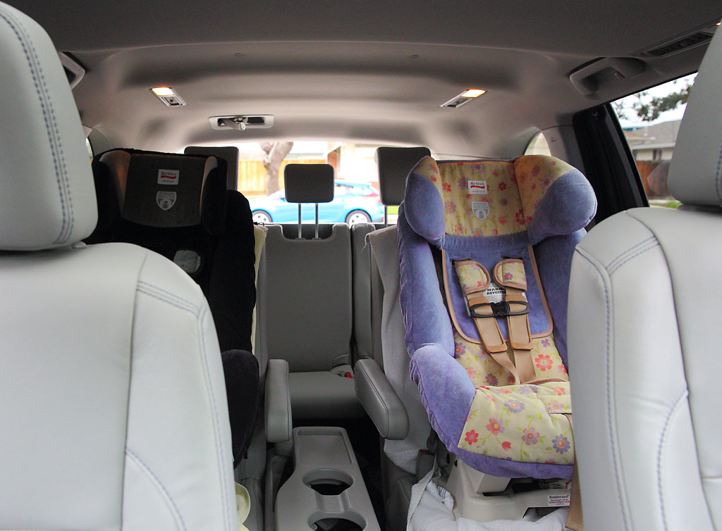 Lovely Captains Chairs Or Bench Seat In Second Row Of 2014 Highlander   Toyota  Nation Forum : Toyota Car And Truck Forums