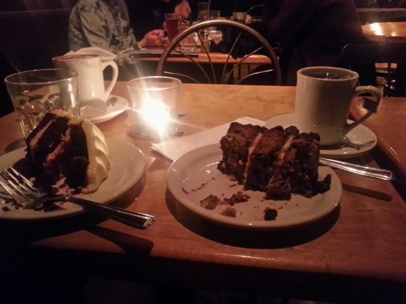 7 West desserts Toronto