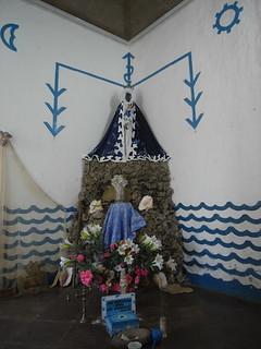Santería temple