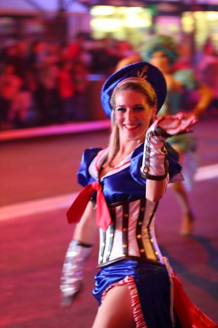 Mardi Gras 2014 at Universal Orlando