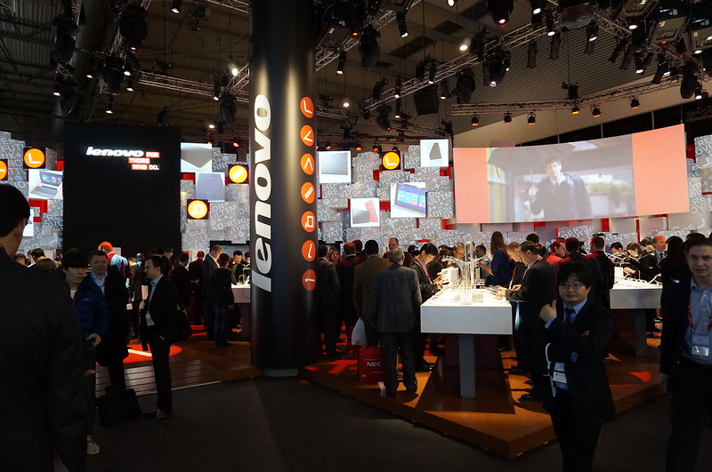 Lenovo at Mobile World Congress 2014