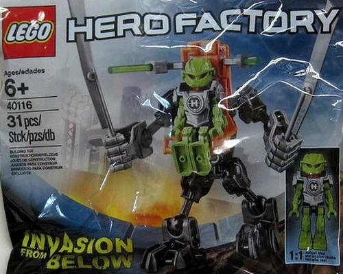 LEGO Hero Factory Hero Mini-Model (40116)