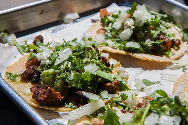 Carnitas tacos, Otto's Tacos