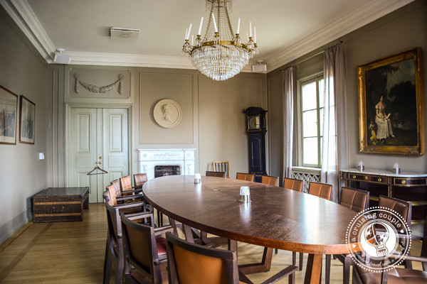Stallmästaregården | Historic Inn with Modern Flare in Stockholm Stallmastaregarden Conference Room