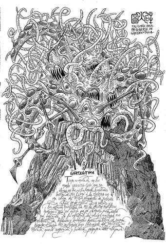 010-Necronomicon ilustrado- LLuïsot