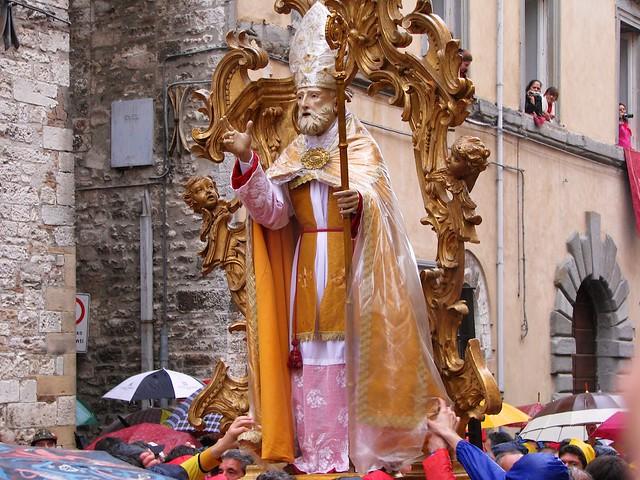 Saint Ubaldo