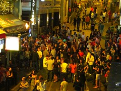 The ultimate destination for all party goers - Lan Kwai Fong - Things to do in Hong Kong