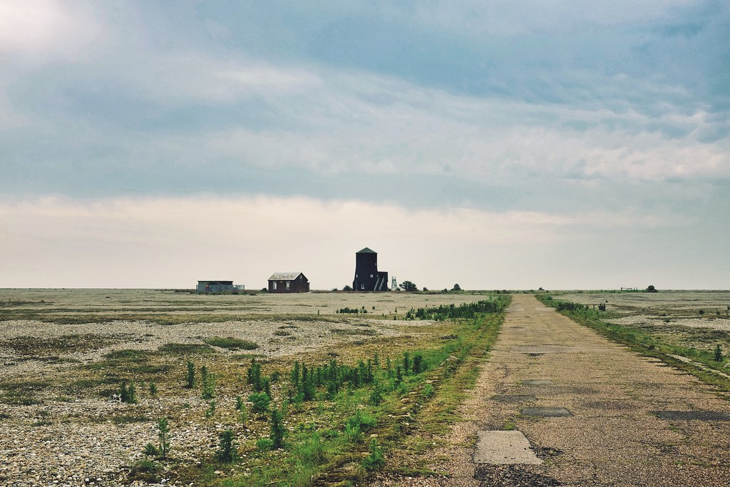 Fujifilm Summer - Orford Ness Research Establishment.