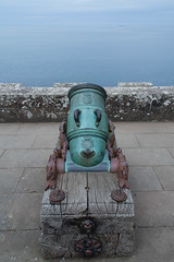 Mortar at Culzean Castle