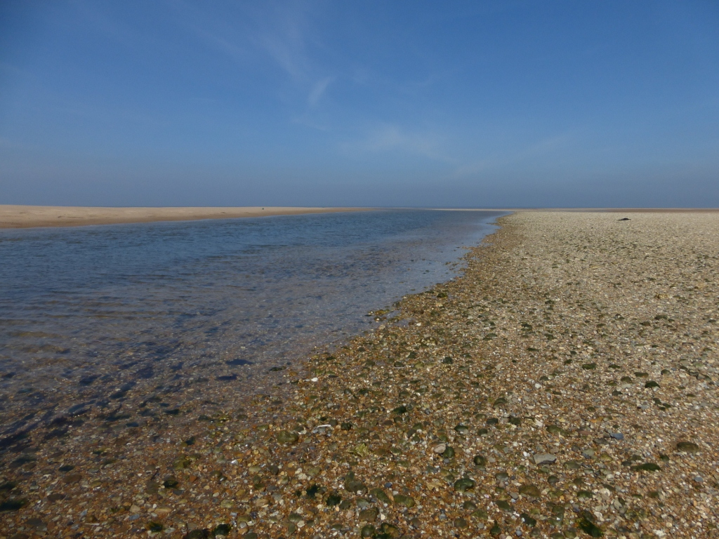 45 Burnham Channel at low tide