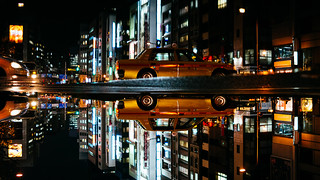 Taxi Omotesando
