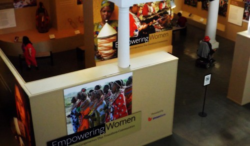 Empowering Women Exhibit