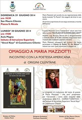 locandina Mazziotti
