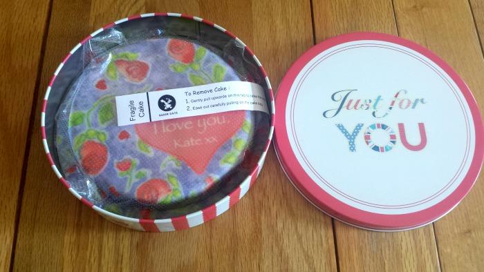 Bakerdays Letterbox Cake2