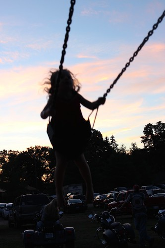 Evening Swinging