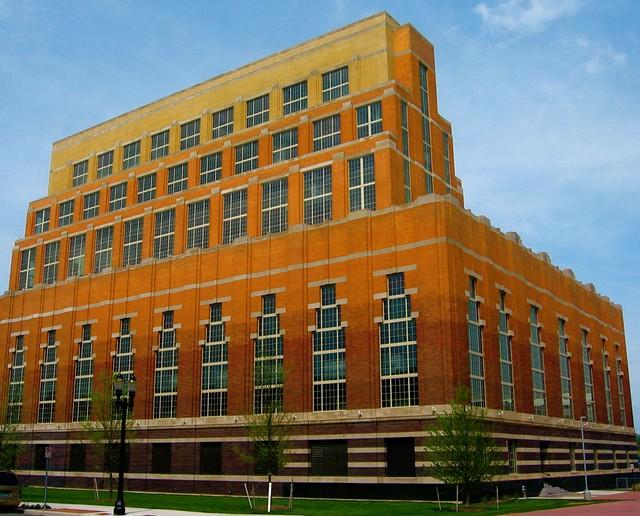 BWL building, Lansing
