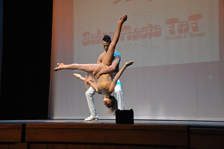 David and Paulina - 2014 Salsa Fiesta TnT