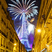 Fireworks 14 july 2014 Paris