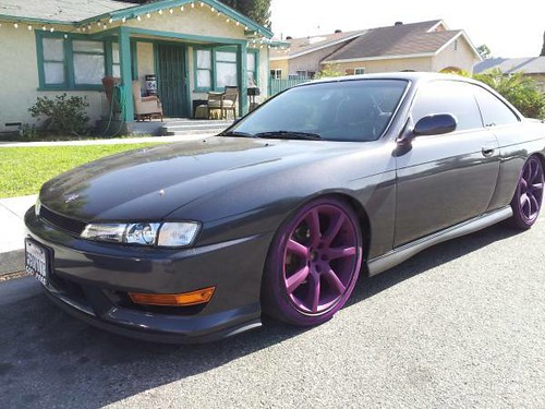 Ca Ft S14 Kouki Se Sideskirts With Endcaps For Navan Style Or