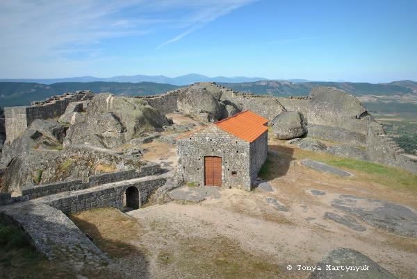 10 - экскурсия в Монсанту - Monsanto - самая португальская деревня Португалии