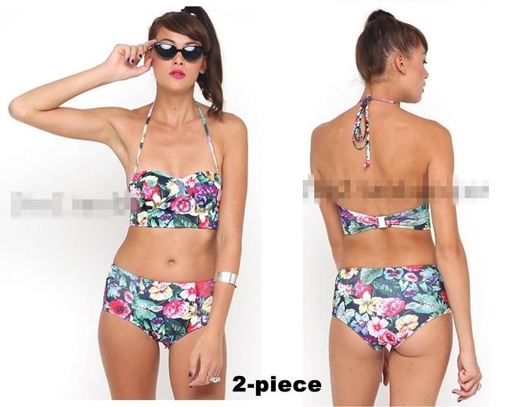 SW 4 Topshop Forest Bikini 2piece