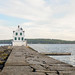 Rockland Harbor Breakwater Light, Maine
